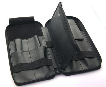 Shear case leather