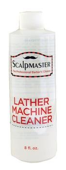 lather machine cleaner