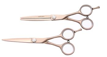 hair cutting shear set
